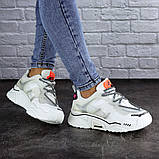 Кроссовки женские Fashion Amiga 2103 36 размер 22,5 см Белый, фото 5