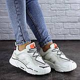Кроссовки женские Fashion Amiga 2103 36 размер 22,5 см Белый, фото 7
