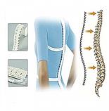 Космодиск для спины и поясницы Spine Massager белый, фото 3
