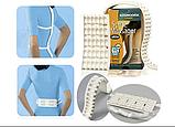 Космодиск для спины и поясницы Spine Massager белый, фото 4