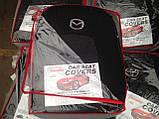 Авточехлы Favorite на Mazda 3(1ВМ) 2013> седан, фото 7