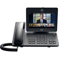 Проводной IP-телефон Cisco Desktop Collaboration Experience DX650, CP-DX650-K9=