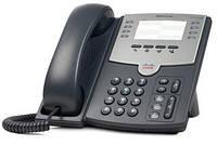 IP-телефон Cisco SB SPA501G 8 Line IP Phone With PoE and PC Port, SPA501G