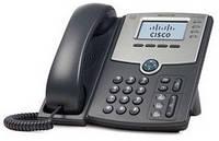 IP-телефон Cisco SB SPA504G 4 Line IP Phone With Display, PoE and PC Port, SPA504G