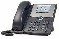 IP-телефон Cisco SB SPA512G 1 Line IP Phone With Display, PoE and Gigabit PC Port, SPA512G