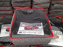 Авточохли Favorite на Toyota Avensis 2009-2012 sedan