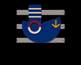 Огорожа Кораблик (секція) Kidigo