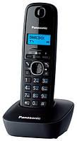 Радиотелефон DECT Panasonic KX-TG1611UAH Black Grey, KX-TG1611UAH