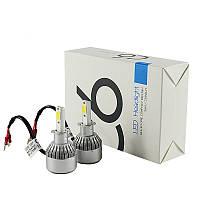 Автомобильные Led лампы для автомобиля C6 H3, фото 1