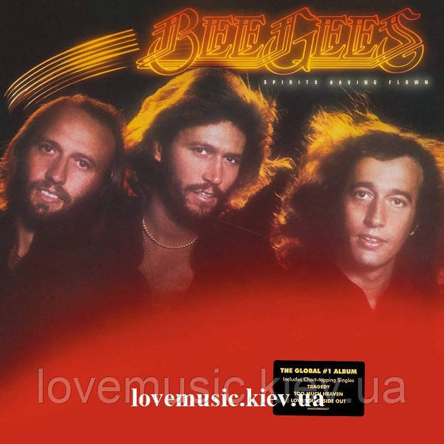 Вінілова платівка BEE GEES Spirits having flown (1979) Vinyl (LP Record)