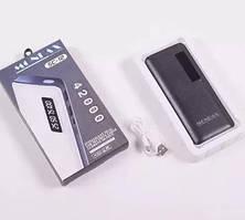 Мобильная зарядка POWER BANK Mondax sc-12m 42000mah (реальная емкость 6000mah)