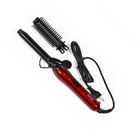 Плойка для волос GEMEI GM-2906 с насадкой для укладки