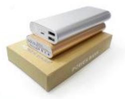 Внешний аккумулятор (power bank) Xiomi 16000мАч (3600мАч) JS-32