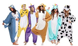 Кигуруми- пижамы комбинезоны Хит