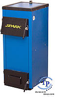 Котел бытовой твердотопливный Spark-Heat (Спарк - Хит) 18 кВт. Сталь 4мм!