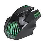 Мышь проводная игровая XTRIKE ME Gaming Backlight GM-216, черная, фото 3