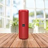 Портативная Bluetooth колонка HOCO Voice sports BS33, красная, фото 2