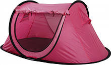 Палатка двухместная KingCamp Venice KT3071, розовая