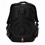 Рюкзак Swissgear 8815, черный, фото 3