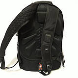 Рюкзак Swissgear 8815, черный, фото 4