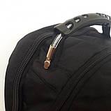 Рюкзак Swissgear 8815, черный, фото 5