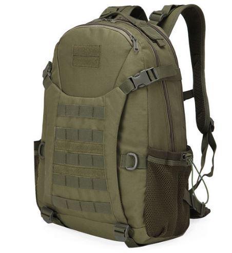 Рюкзак тактический Y003 50 л, олива