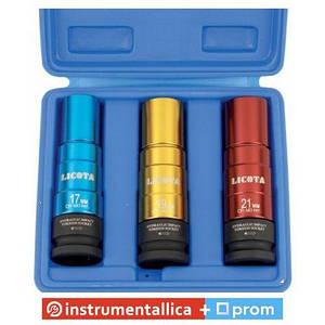 Набор ударных торсионных головок для литых дисков PAW-TL4KA Licota