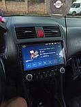 Junsun 4G Android магнитола для  Honda Accord 7 2003 2004 2005 2006 2007  wifi, фото 2