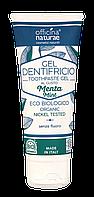 Органічна зубна паста з м'ятою Officina Naturae 75 ml