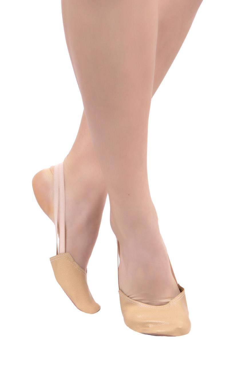Получешки Dance KZ2011 Бежевые