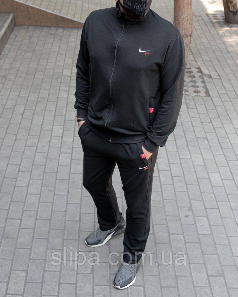 Чоловічий спортивний костюм Nike прямі штани , БАТАЛ