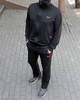 Мужской спортивный костюм Nike прямые штаны , БАТАЛ, фото 1