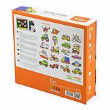 Набор магнитов Viga Toys Транспорт, 20 шт. (58924), фото 2