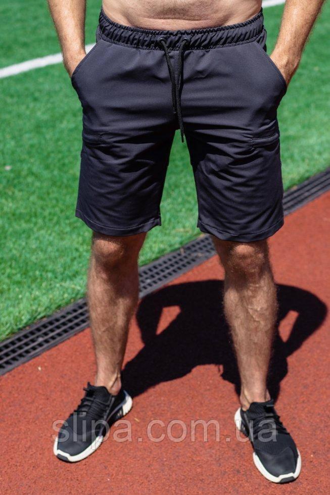 Мужские шорты из плотной ткани быстросохнущие