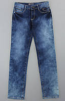 {есть:140,146,164} Джинсовые брюки для мальчиков H.L.Xiang,  Артикул: N3112 [164]
