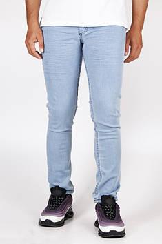 Джинсы мужские голубые размер 29 LEWALDI JNS 108120T