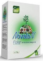 Удобрение для внекорневой подкормки Новалон Foliar 20+20+20+0,5MgO+МE - 10кг