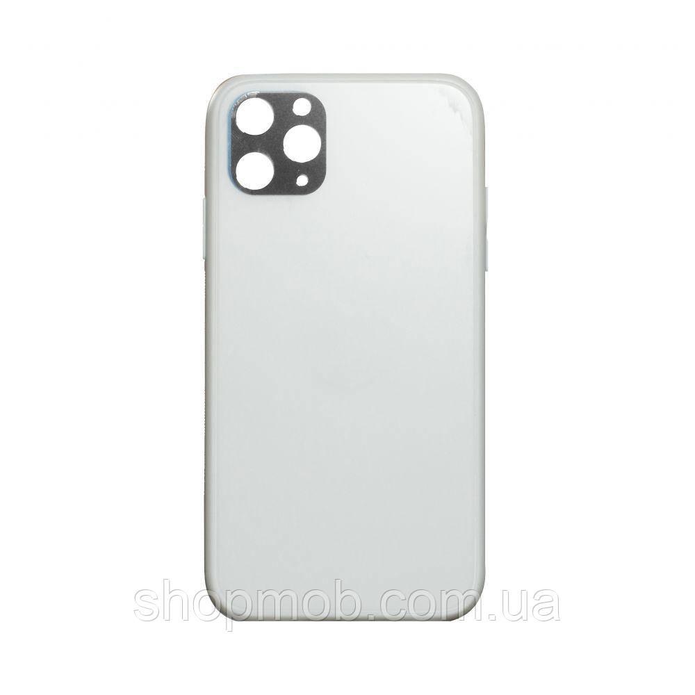 Чехол TPU Matt for Apple Iphone 11 Pro Max Цвет Белый