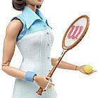 Кукла Барби Вдохновляющие женщины Билли Джин Кинг  Barbie Billie Jean King GHT85, фото 3
