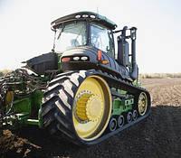Резиновые гусеницы для трактора John Deere, CAT, CASE IH, AGCO