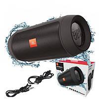 Колонка блютуз беспроводная Jbl Charge 2+ портативная Музыкальная юсб usb3 bluetooth Джбл для Телефона громкая, фото 1