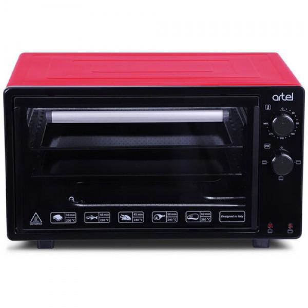 Электрическая печь ARTEL MD-3216 L Black Red