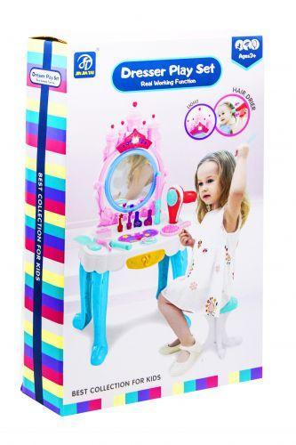 Детский туалетный столик трюмо для девочки 89351