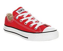 Кеды Converse All Star Ox Optical 39 Красные (M_V_R1_060419_2-39)