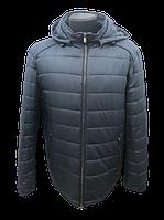 Куртка мужская DSG dong 8158 62 Черная 8158 68 Черная