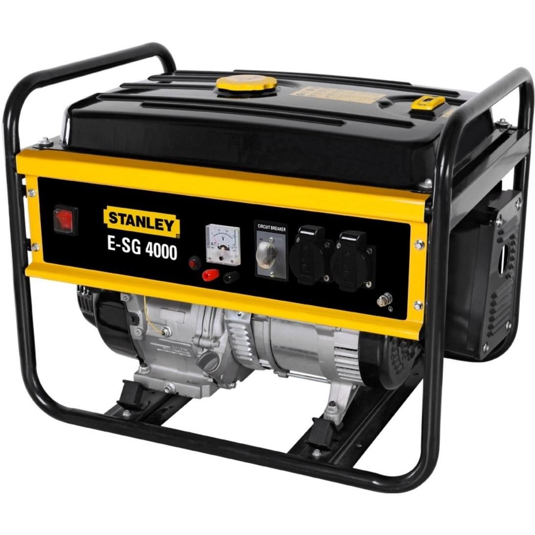 Бензиновый генератор Stanley E-SG 4000