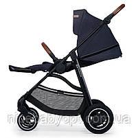 Прогулянкова коляска Kinderkraft All Road Imperial Blue, фото 6