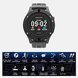 Мультиспортивные часы JETIX F5 с GPS трекером Black Grey (2704976), фото 3