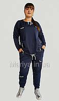 Спортивный костюм женский большие размеры от 52 до 72