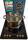 Электроплита керамическая на 1 конфорку Rainberg RB-815, 3200Вт., фото 2
